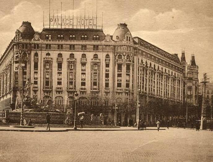 El centenario del hotel palace de madrid 1912 2012 - Hotel el quijote madrid ...