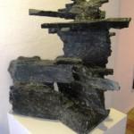 Escultura Bóveda para el hombre. Pablo Serrano