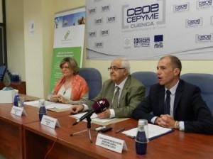 Presentación Premios ISTur en CEOE-CEPYME Cuenca