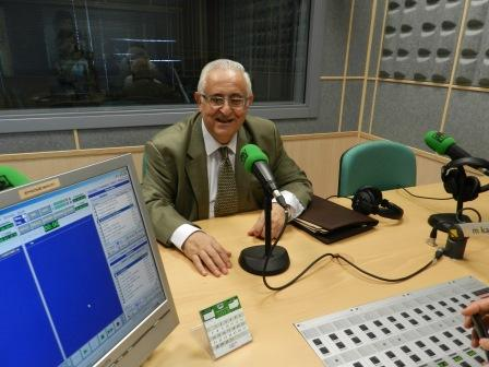 Jesús Felipe Gallego en Onda Cero Cuenca