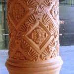 Columnas de La Alhódiga de Bilbao