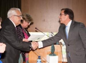 Sr. Alfredo Arturo Samayoa Molina. Ministro Consejero de la embajada de El Salvador en España