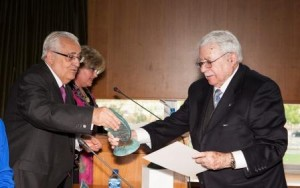 D. Jesús Mora Más. Presidente Emérito de HOSTELCO, FELAC y JEMI
