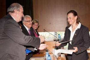 Dña. Liliana Sevilla. Ministra Consejera de la Embajada de Costa Rica en España