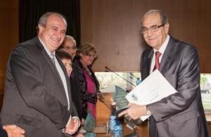 D. Luis Callejón Blanco. Presidente de la Feria EUROAL, desde su fundación en 2006 y Director General del Palacio de Congresos y Exposiciones, de la Costa  del Sol (Torremolinos)