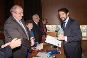 D. Álvaro Alonso. Presidente de la Fundación