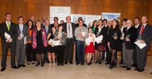 Foto de familia II Edición Premios ISTur