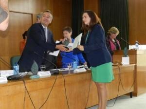 Dña. Elisa Cruz Parejo. Directora General de Turismo de Extremadura