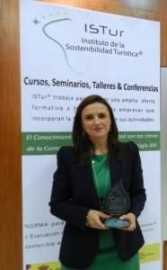 """Entrega de los II Premios internacionales """"Un compromiso real con la sostenibilidad"""""""""""