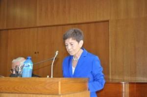 Dra. Rosa María González Tirados