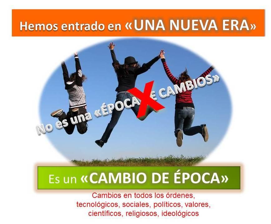 CAMBIO DE EPOCA
