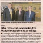Premio ISTur 15-10-13