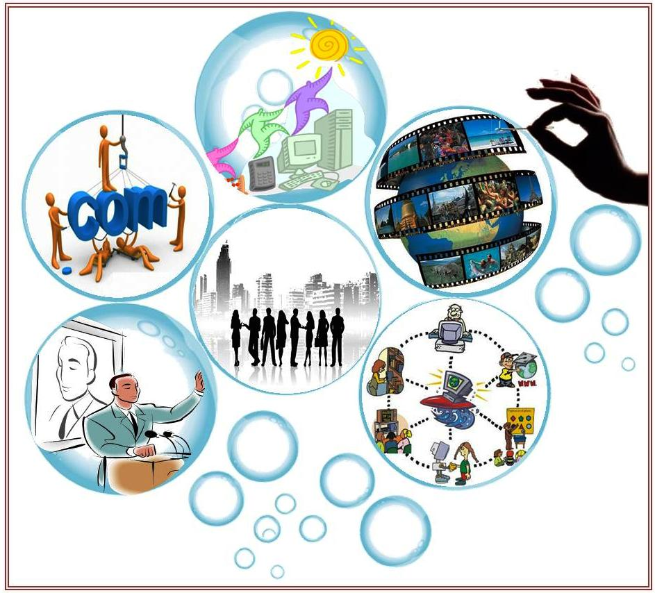 Burbujas Políticas, Empresariales-Sindicales, Medios de comunicación, Tertulian@s, Turísticas…