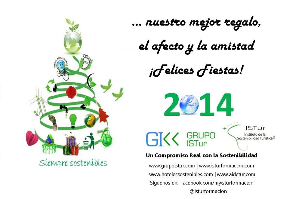 postal Grupo ISTur_2014