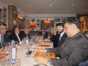 Dafne Barbeito, Asesora Desarrollo Turístico y periodistas españoles