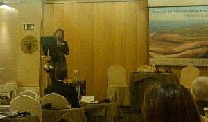 Sra. Ulrike Bohnet, directora del Centro Nacional Alemán de Turismo