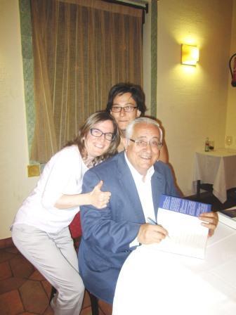 Nieves Peña, Mª José Sánchez Solera y Jesús Felipe Gallego