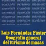 Geografía general del turismo de masas