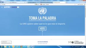 Vota ONU