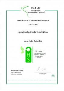 Diplomas Hotel sostenible_firma