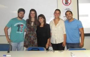 Equipo 2: Jorge Antonio Fernández Hoyos, Paula García Álvarez, Laura García Benito, Araceli García Gómez y Ángel García González